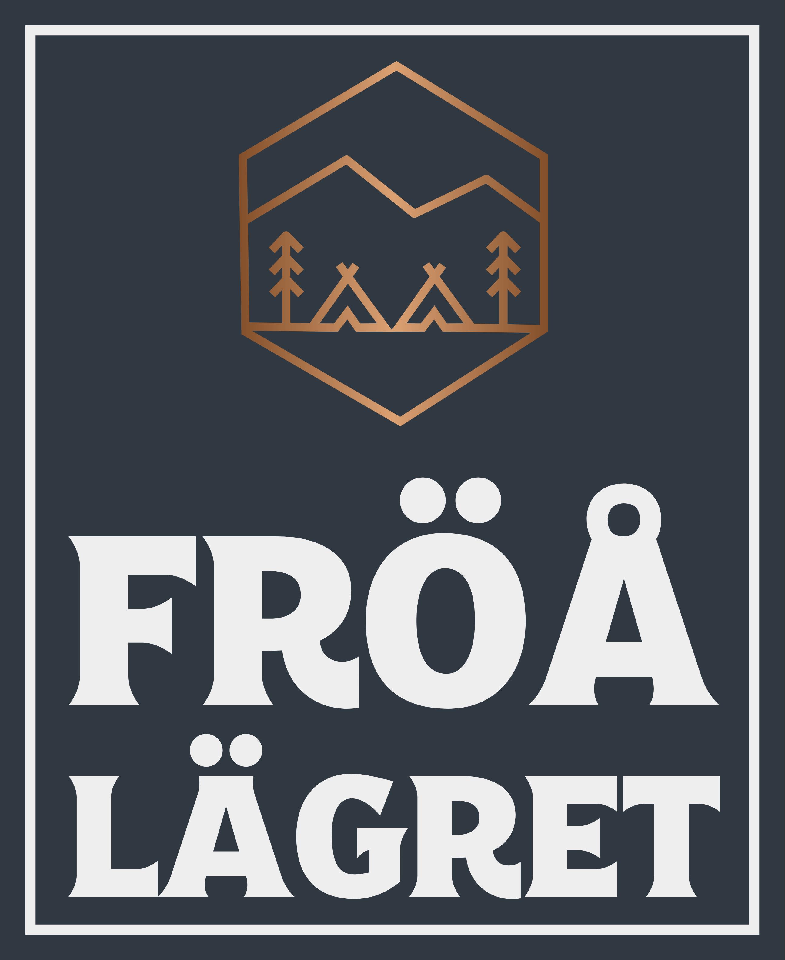 Fröålägret - Vildmarksläger i Åre